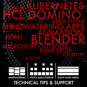 Technical Tips and Support